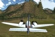 3D Flight Sim Play