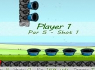Crazy golf ish