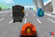 Highway Monster 3D Play